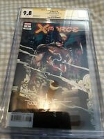 X-Force #1 CGC 9.8 NM/MT Signed By Todd McFarlane