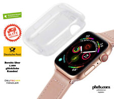 Schutzhülle für Apple Watch Series 4 & 5 44mm | transparent | flexibel | Case