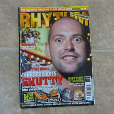 Rhythm Magazine December 1998 Shutty, Guy Richman, Matt Chamberlain