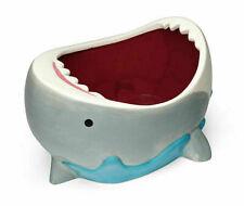 ThinkGeek ceramic Shark Attack Bowl