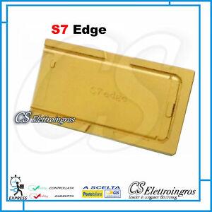 Dima stampo in alluminio per sostituzione vetro Samsung Galaxy S7 Edge SM G935