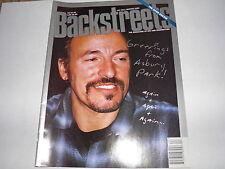 Bruce Springsteen Backstreets Magazine 54 Fall/Winter 1996