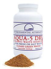 Aqua 5 Dry 280 g Filterbakterien Algenkiller Bakterien Filter Teich Wasserklärer