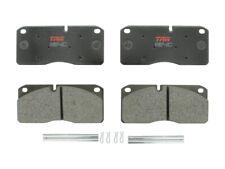 TRW AUTOMOTIVE GDB5058 Brake Pad Set, disc brake OE REPLACEMENT XX204 545DE9