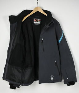 SPYDER 1670 THINSULATE XTL 20.000MM Men's X LARGE Skiing Jacket 31829/GS