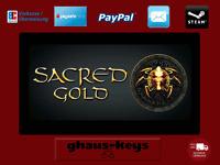 Sacred Gold Steam Key Pc Game Code Download Spiel