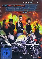 DVD-BOX - Die Motorrad Cops - Hart am Limit - Staffel 1.2 - Folge 10-17