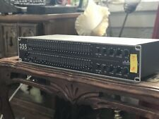 EQ355 Dual Channel 31-Band 1/3 Octave Equalizer ART