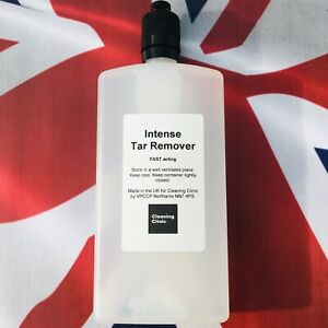 INTENSIVE!! Ultimate Tar Remover. Great for tar spots bugs marks discolouration