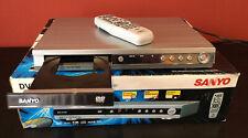 Sanyo Dvd Player Dvd Sl40