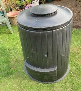 Compost bin - circular, plastic