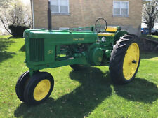 1954 John Deere 50 Two Cylinder Gas Tractor