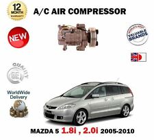 FOR MAZDA 5 1.8 2.0 PETROL CR19 2005-2010 NEW AC AIR COMPRESSOR UNIT