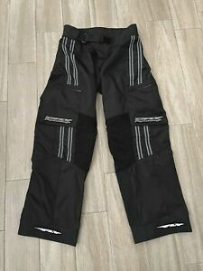 FLY RACEWEAR Men's size 32 Black, Gray  Free Ride  Motorcross Pants