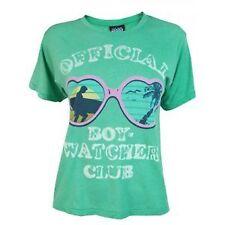 Damen T-Shirt aus Baumwollmischung