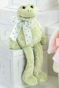 """NEW  Bearington Collection  #199251 Flip the Frog 15"""" with Tags - Retired"""
