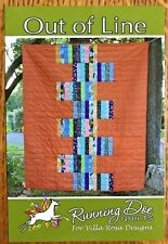 Out of Line Quilt Pattern