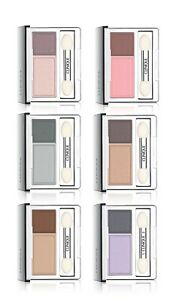 NIB Clinique All About Shadow Duo Eyeshadow CHOOSE SHADE 2 Well Palette
