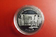 *Silbermedaille 2011 PP-ca.9,20g.(333)*10 Jahre Bundeskanzleramt (KOF 1)