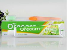TIENS Orecare Chinese herbal toothpaste NEW product spearmint mint type