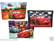 1 SET DE TABLE CARS FLASH MC QUEEN HOLOGRAPHIQUE 43 x 30 CM DISNEY
