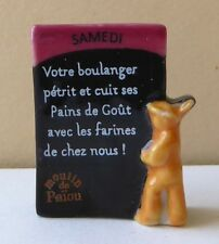 Fève pub pour le Moulin de Païou - 2013 - La Semaine : Le samedi