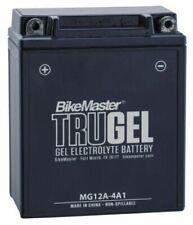 BikeMaster TruGel Battery #MG12A-4A1 Honda/Kawasaki/Yamaha
