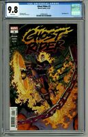 Ghost Rider #1 CGC 9.8 Aaron Kuder Cover First 1st Printing Edition 2019 LGY 237