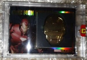 Marvel Icons Black Gold Collection - Iron Man