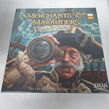 Z-Man Games Merchants & Marauders Seas of Glory Expansion NEW