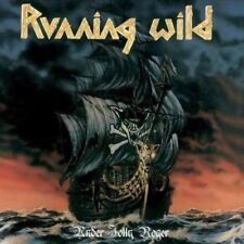 RUNNING WILD - UNDER JOLLY ROGER (EXPANDED VERSION; 2017 REMASTERED)  2 CD NEW!