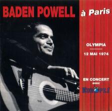 Baden Powell à Paris - Olympia 12 Mai 1974 - 2 CD - Rare