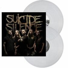 SUICIDE SILENCE - SUICIDE SILENCE, 2017 GERMAN CLEAR vinyl 2lp