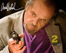 """Jack Nicholson 10""""x 8"""" Signed Color PHOTO REPRINT"""