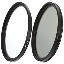 40,5mm mc filtro UV & CPL POLARIZADOR Green. l para 40,5mm einschraubanschluss