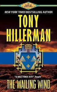 The Wailing Wind Mass Market Paperbound Tony Hillerman