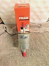 FRAM G8119 Fuel Filter CHRYSLER DODGE Concorde Intrepid 1994 - 1996