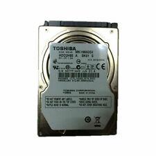 "Toshiba 160GB Internal 5400RPM 2.5"" (MK1665GSX) HDD"