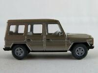 Wiking 266/7 Mercedes-Benz 230 GE (1990) in olivgraumetallic 1:87/H0 NEU/unbesp.