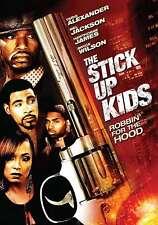 STICK UP KIDS  DVD Movie- Brand New & Sealed- Fast Ship- VG-210289DV