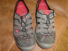 Mens Clarks Shoe Sandals Grey.rd Size UK 9.5 Good Condition