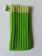 GENUINE APPLE IPOD SOCK GREEN