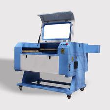RECI I00W Co2 Laser Engraver & Cutter Machine 700*500mm & Rotary CW-3000 chiller