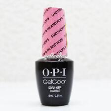 OPI GelColor Soak Off LED/UV Gel Nail Polish - Suzi Shops & Island Hops #GCH71