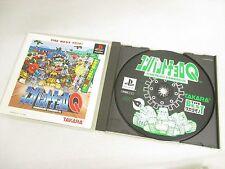 COMBAT CHORO Q The Best Item ref/cbb PS1 Playstation Japan Game p1