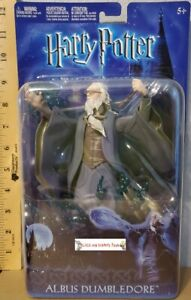 """Harry Potter ALBUS DUMBLEDORE 8"""" Deluxe Movie Action Figure Mattel Brand New"""