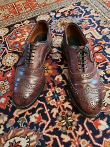 Allen Edmonds, Cambridge, Shell Cordovan 7,5 (41)