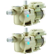 Pentair Superflo 1.5 Hp 115/208-230 Volt Variable Speed Vs Pool Pump (2 Pack)