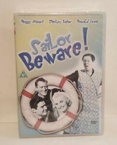 Sailor Beware! (1956) DVD Peggy Mount Shirley Eaton SEALED. UK R2 DVD.