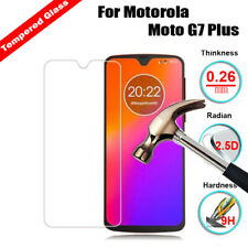 Tempered Glass Screen Protector Cover For Motorola Moto E5 /G7/ G7 Play/ G7 Plus